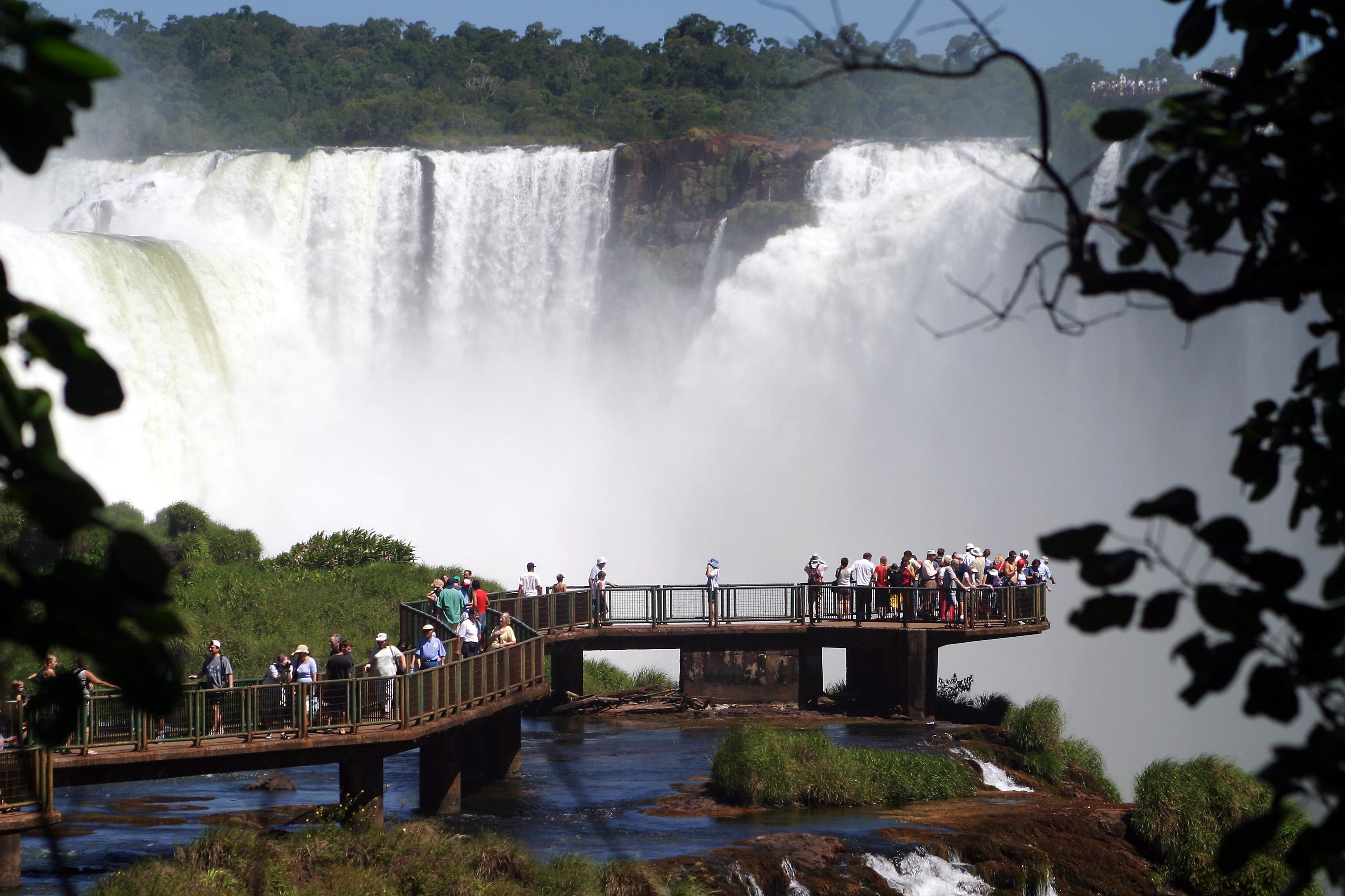 Parque Nacional do Iguaçu - Argentina